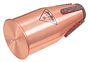 French Horn Straight Mute - All Copper
